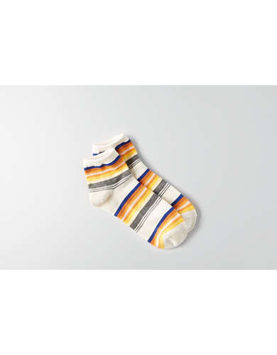 AEO Striped Ankle Socks - Buy One Get One 50% Off