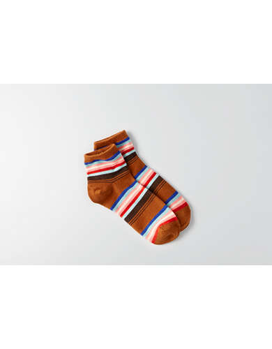 AEO Striped Ankle Socks -