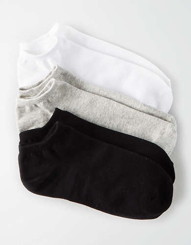 AEO Basic Ankle Sock 3-Pack -