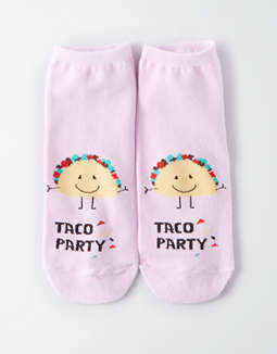 AEO Taco Ankle Sock