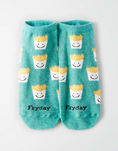 AEO Fryday Ankle Sock Single -