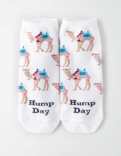 AEO Hump Day Ankle Sock Single -