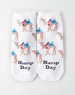 AEO Hump Day Ankle Sock