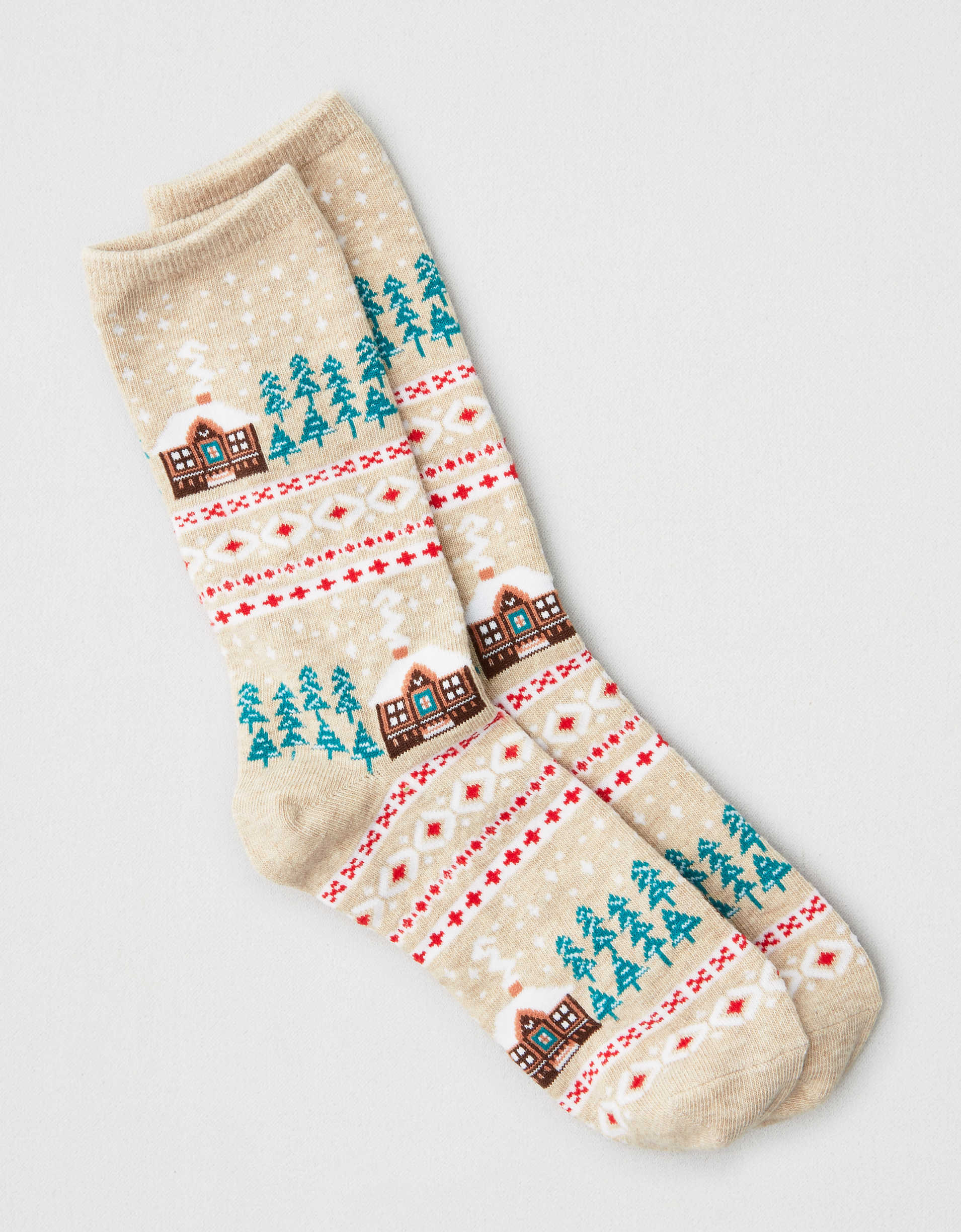 AEO Lodge Crew Sock