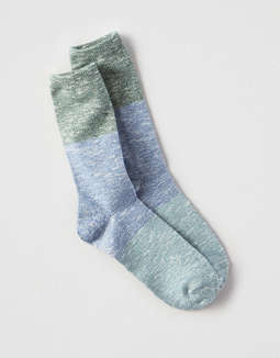 AEO Colorblock Crew Sock
