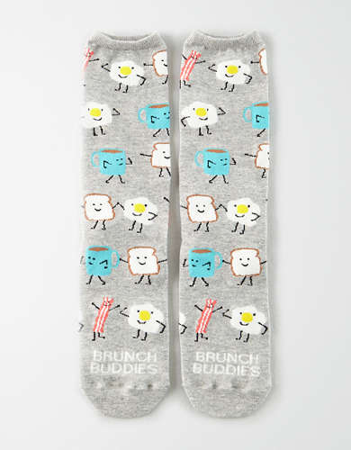 AEO Brunch Crew Sock