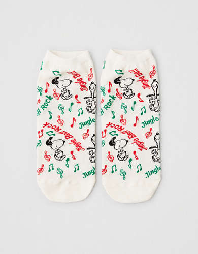AEO Snoopy Dance Ankle Sock 1-Pack