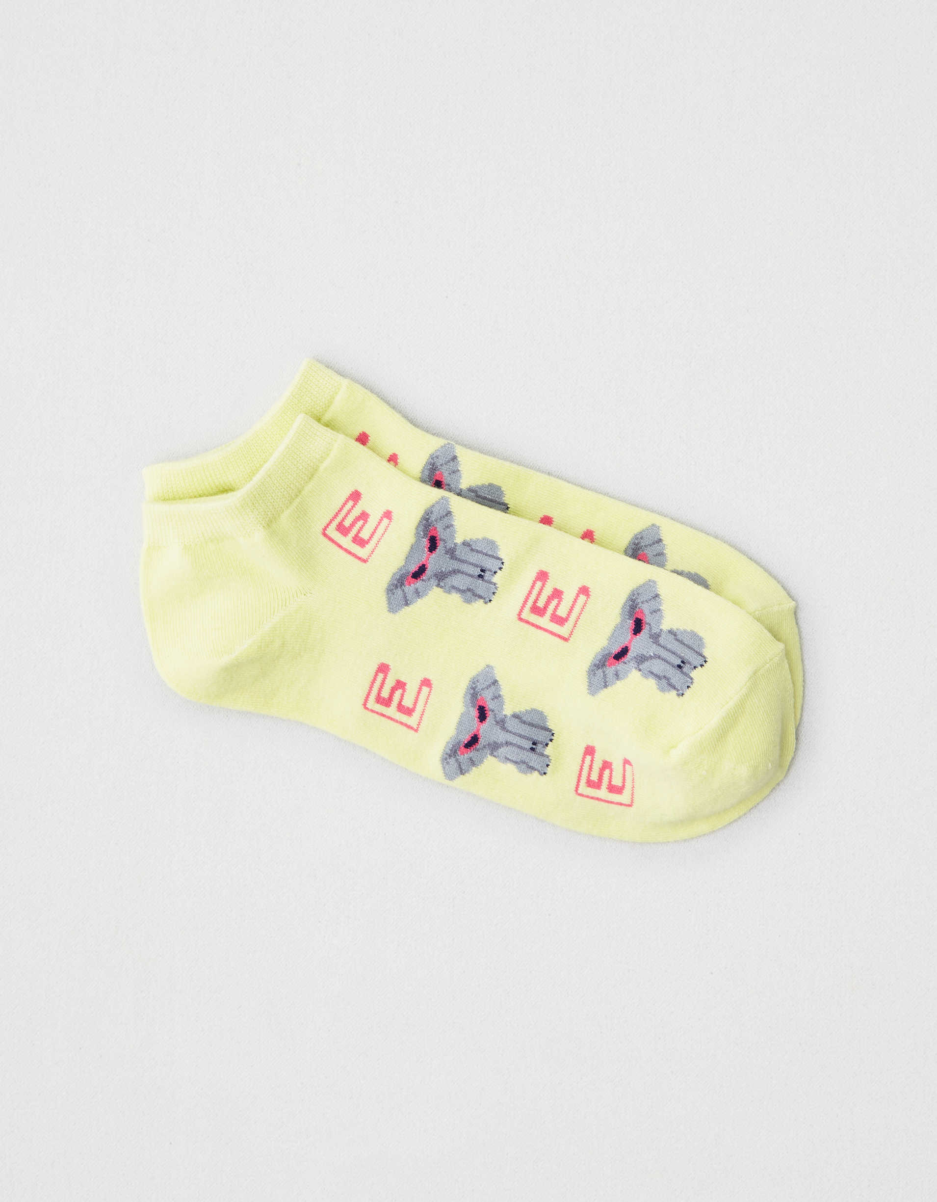 AEO E Initial Ankle Sock 1-Pack