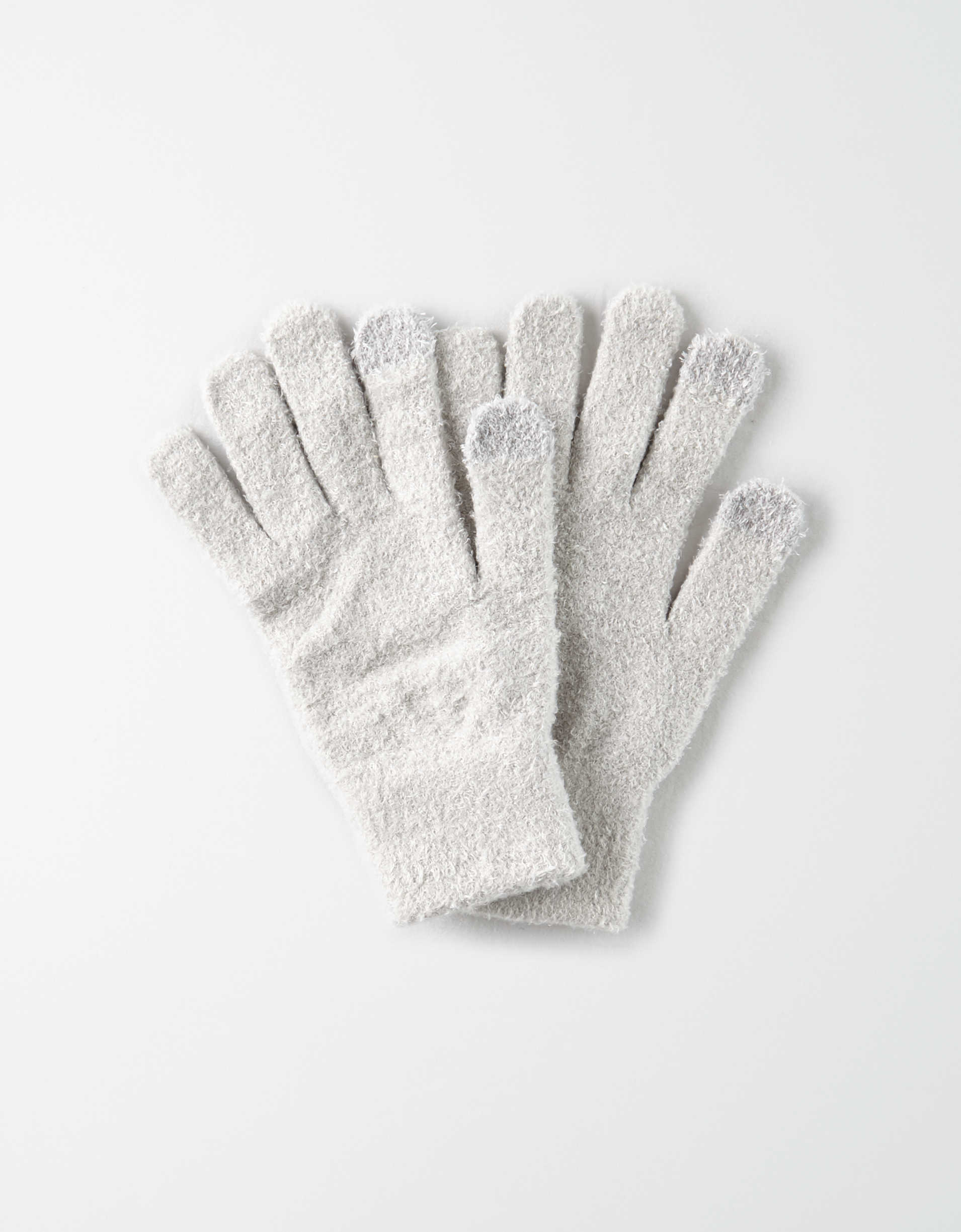 AEO Soft Plush Touch Screen Glove