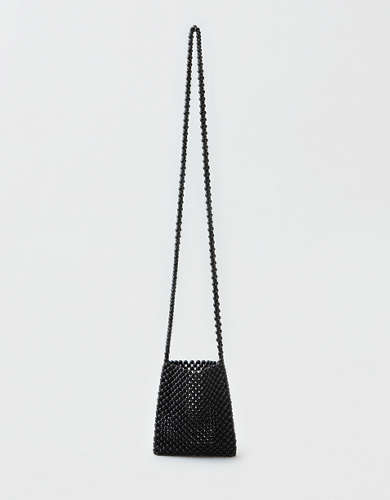 AEO Beaded Crossbody Bag