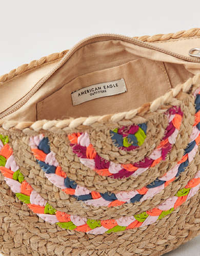 AEO Braided Crossbody