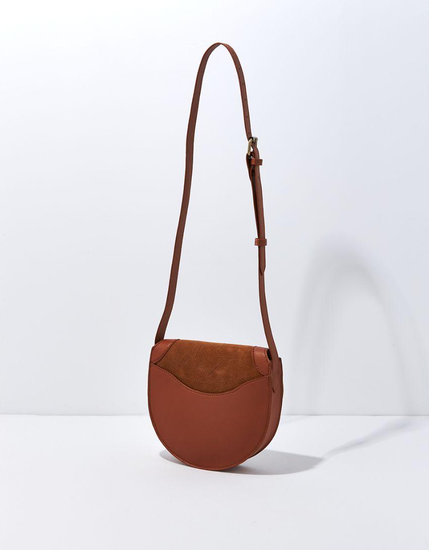 AE Western Saddle Bag