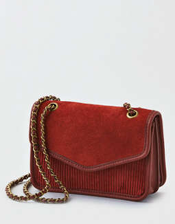 Aeo Corduroy Mini Crossbody Bag by American Eagle Outfitters