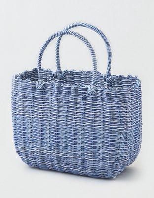 AEO Structured Plastic Bag