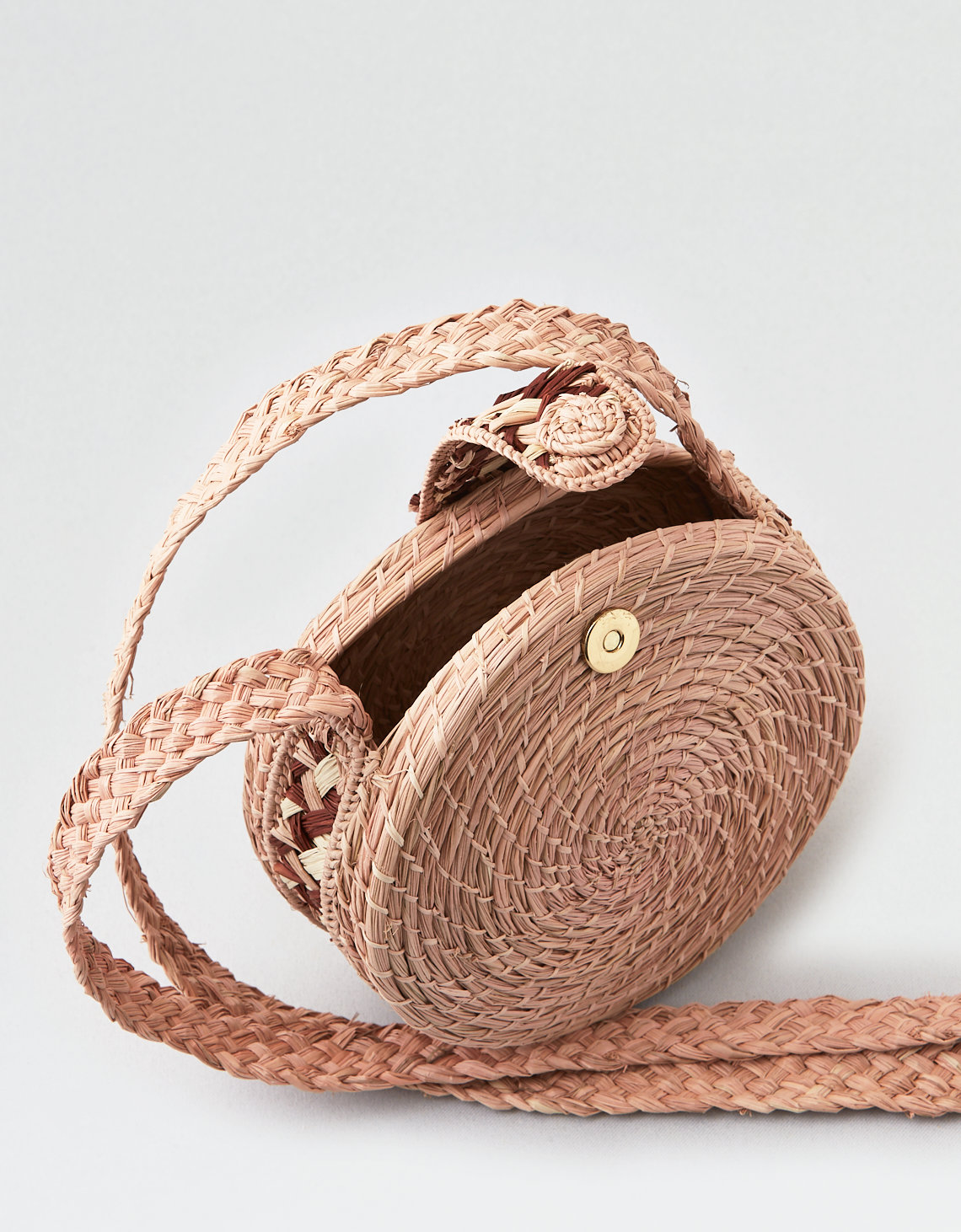 Kaanas Akuman Woven Cross Body