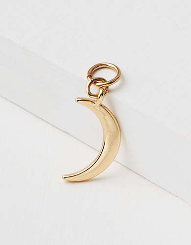 AEO Moon Charm - Create Your Own Jewelry