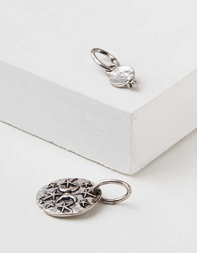 AEO Silver Coins - Create Your Own Jewelry
