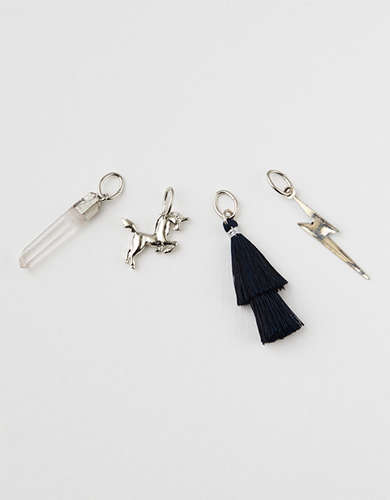 AEO Lightning Bolt Charm Multi Pack - Create Your Own Jewelry