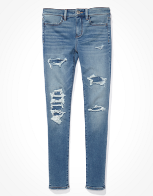 AE Cozy Ne(x)t Level Patched Jegging