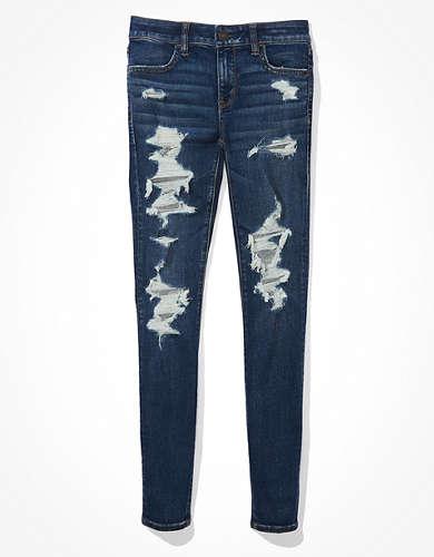 מכנסי ג'ינס AE Ne(x)t Level Ripped Jegging