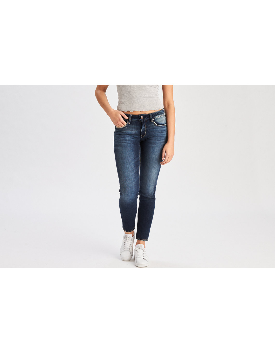 eagle jeans American skinny