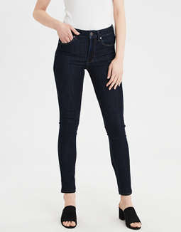 Ae High Waisted Skinny Jean by American Eagle Outfitters