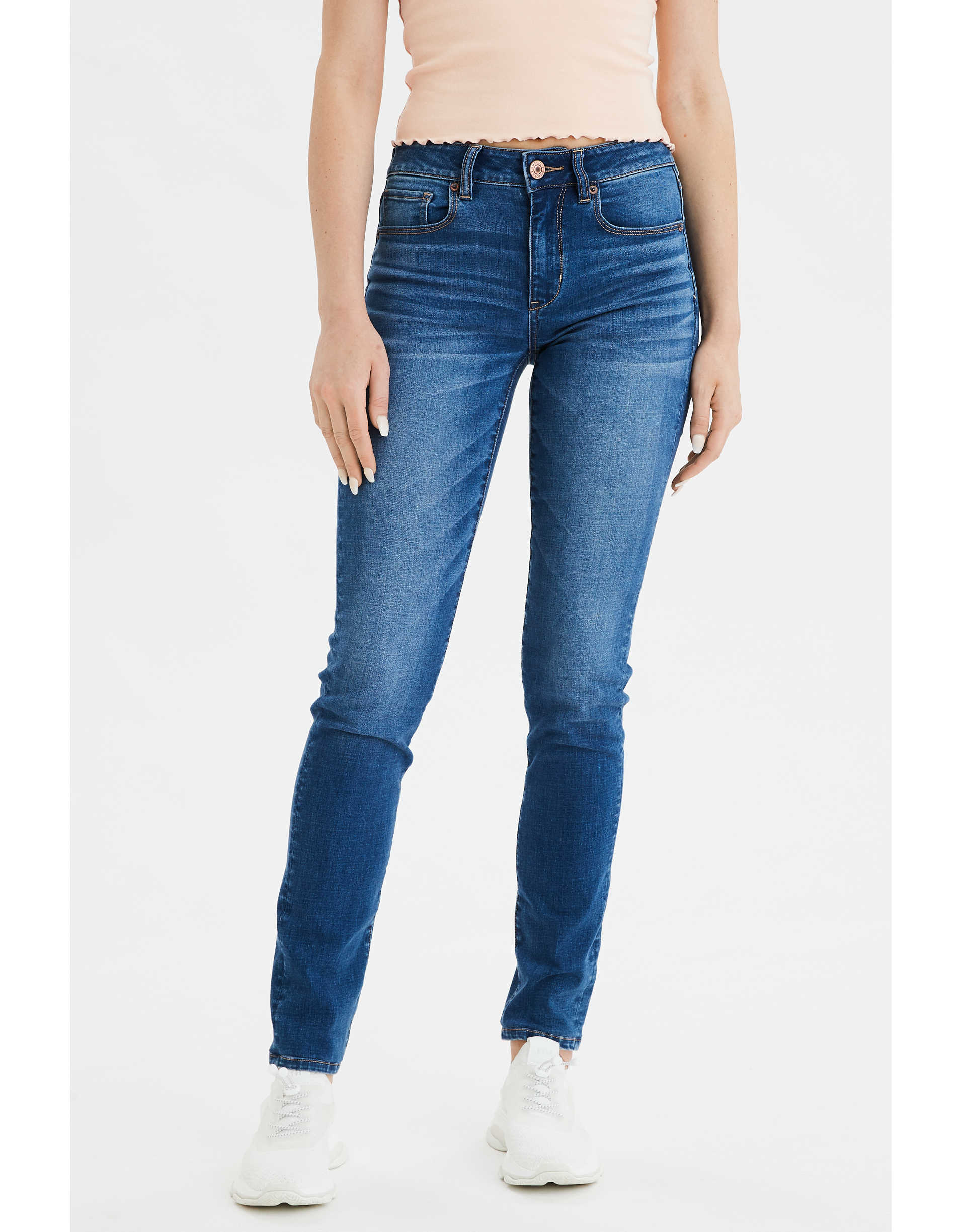 AE High-Waisted Skinny Jean