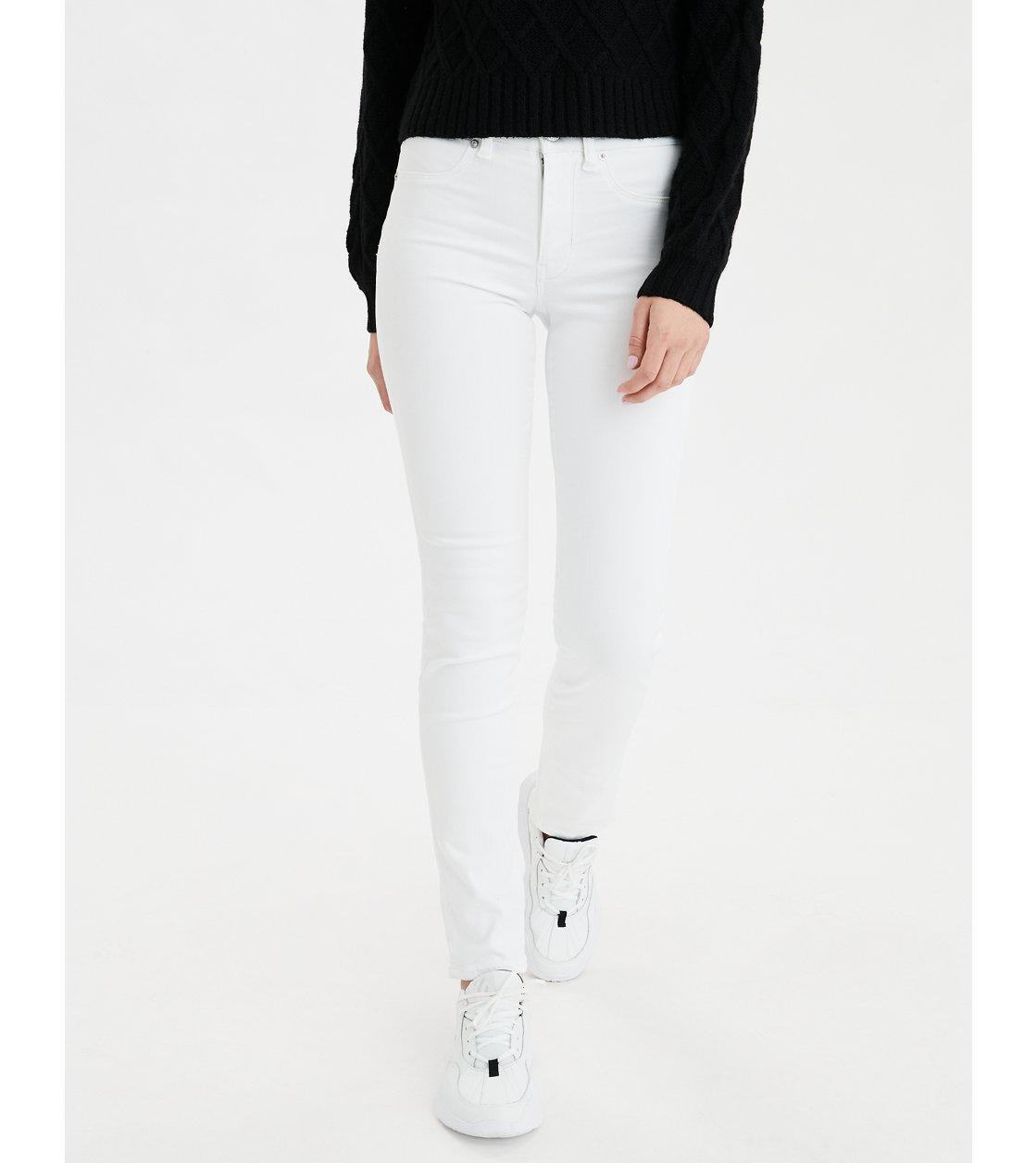 American Eagle AE Ne(x)t Level High-Waisted Skinny Jean