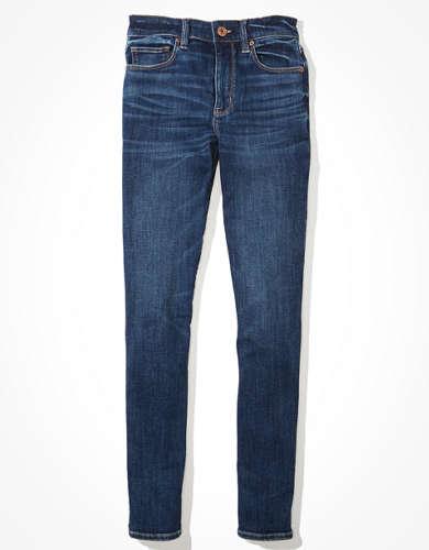 מכנסי ג'ינס Ne(x)t Level High-Waisted Skinny אמריקן איגל