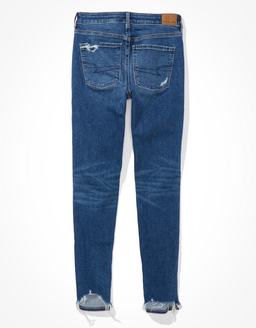 AE Ripped High-Waisted Skinny Jean