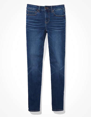 מכנסי ג'ינס גזרת סקיני Ne(x)t Level AE