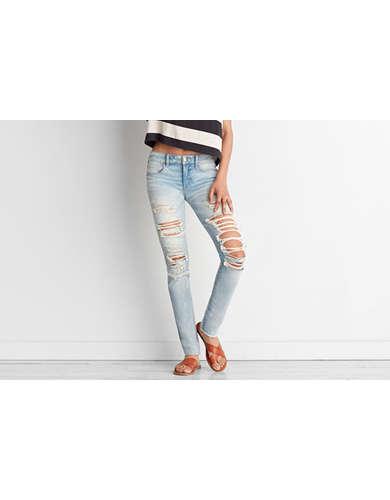 AE Denim X4 Skinny Jean