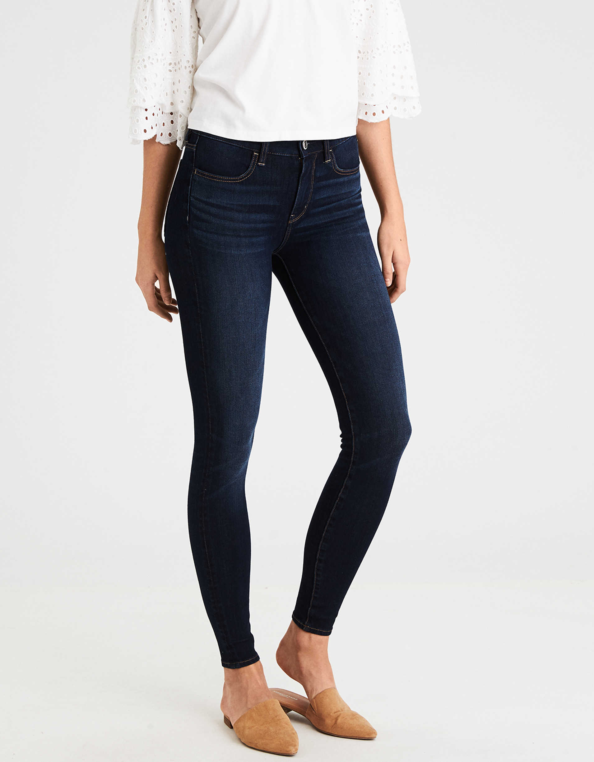 The Dream Jean High-Waisted Jegging