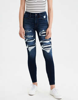 AE 360 Ne(X)t Level High Waisted Jegging