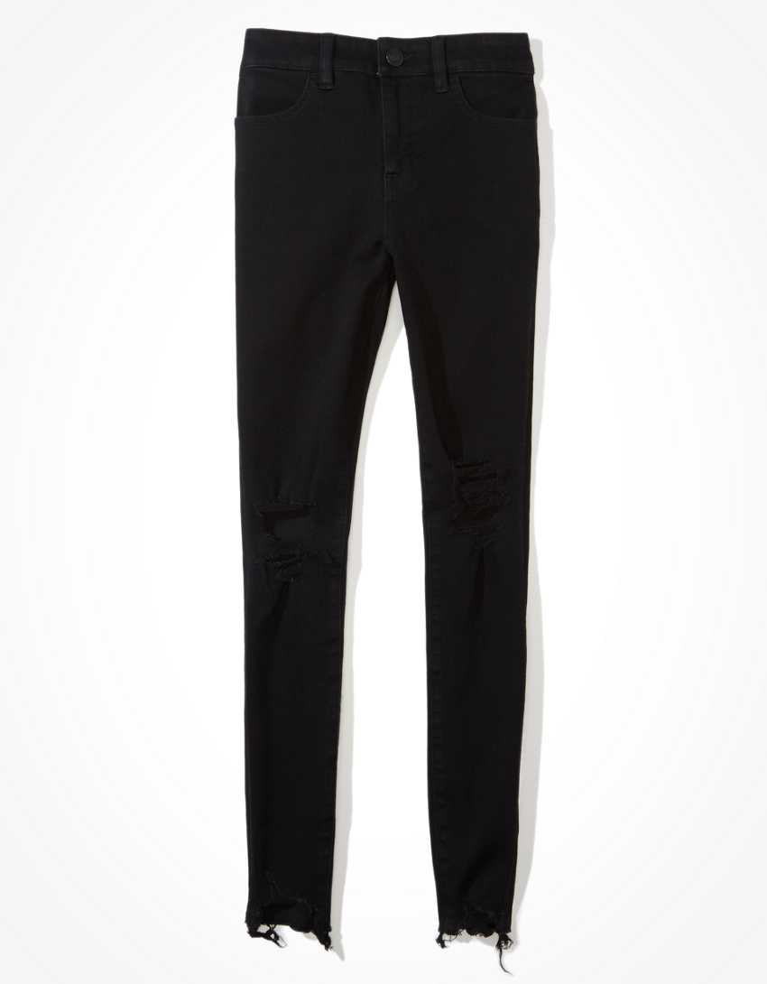 AE Dream Ripped High-Waisted Jegging