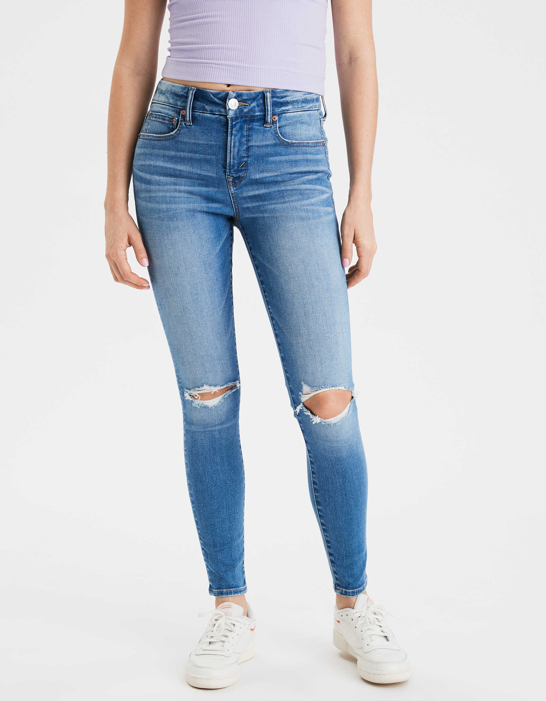 The Lu(X)e Jean High-Waisted Jegging