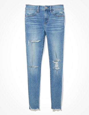 AE Ne(x)t Level Temp Tech Ripped High-Waisted Jegging