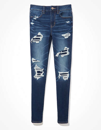 AE Ne(x)t Level Temp Tech Patched High-Waisted Jegging