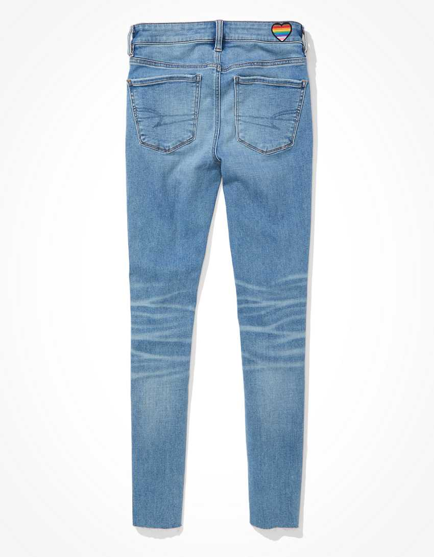 AE Pride Ne(x)t Level Ripped High-Waisted Jegging