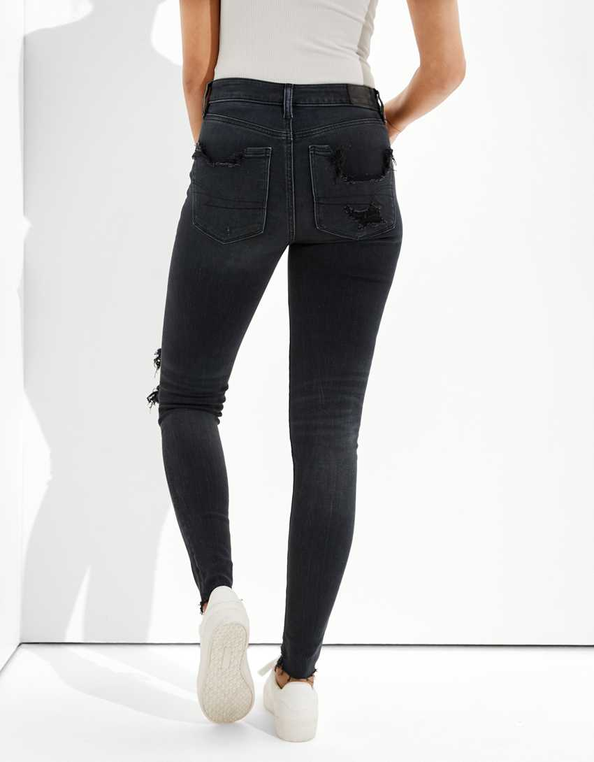 AE Ne(x)t Level Ripped High-Waisted Jegging