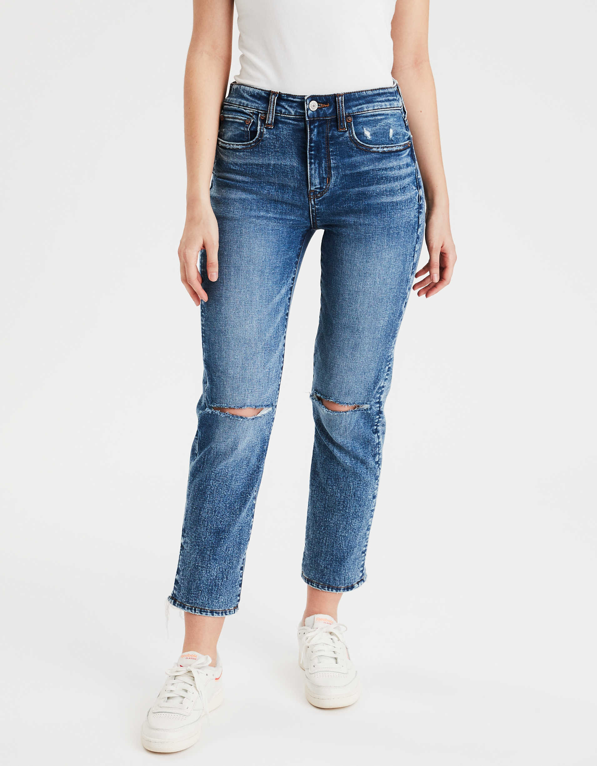 AE Slim Straight Jean
