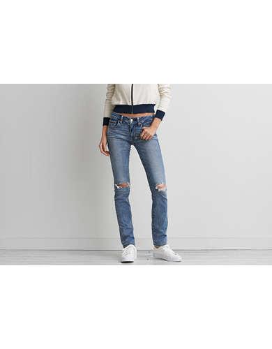 AE Denim X Straight Jean