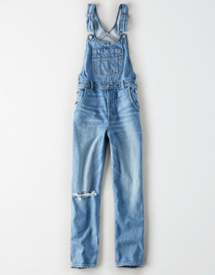 look good shoes sale classic chic official photos Overalls for Women | American Eagle