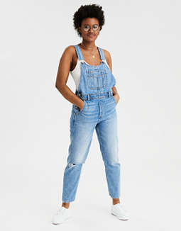 '90s Boyfriend Denim Overall