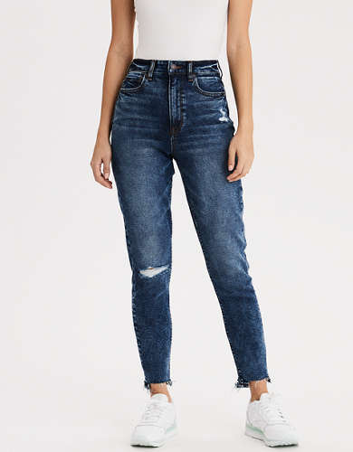 Highest Waist Mom Jean