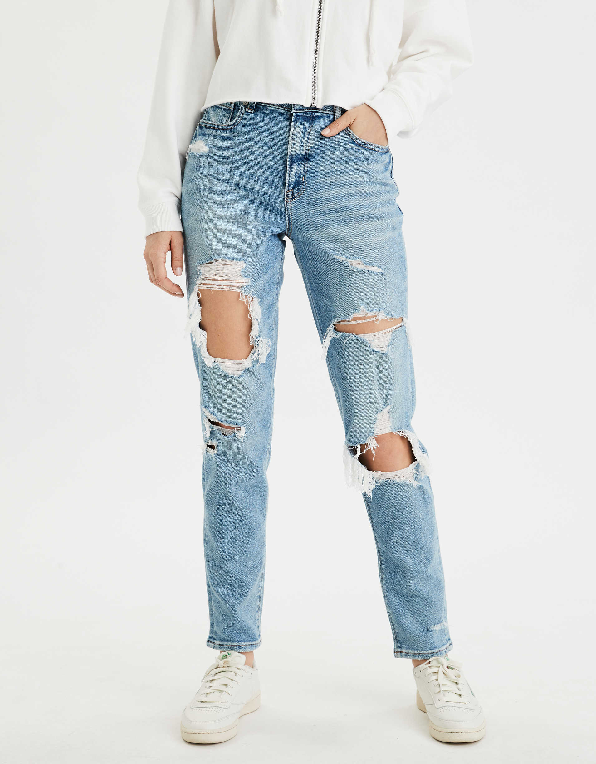 Stretch Mom Jean