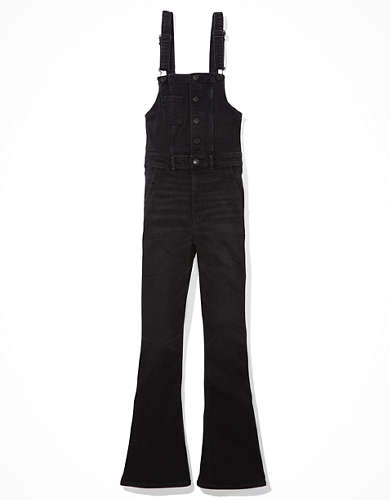 AE Ne(x)t Level Flare Denim Overall