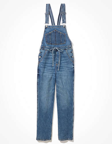 AE '90s Baggy Denim Overall