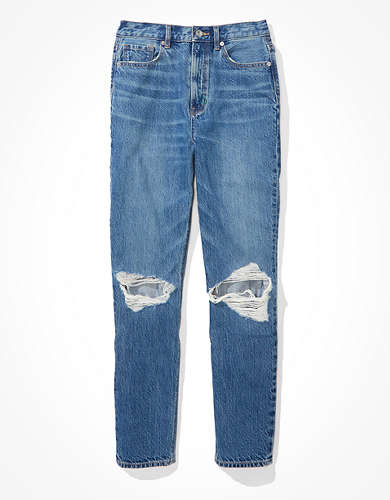AE Highest Waist Mom Jean