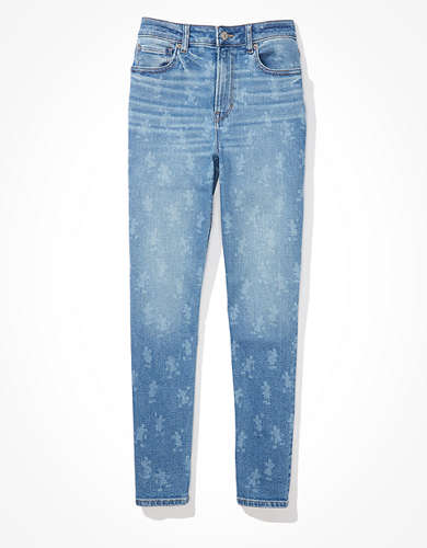 Disney X AE Stretch Mom Jean